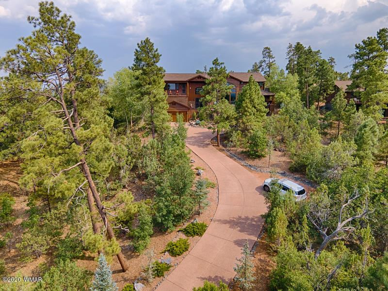 Photo for 3321 W Falling Leaf Road, Show Low, AZ 85901 (MLS # 231453)