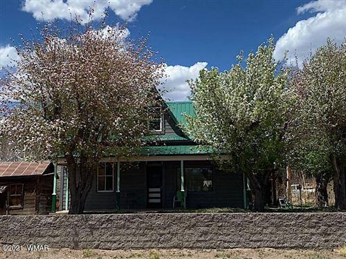 Tiny photo for 42659 US-180, Alpine, AZ 85920 (MLS # 234549)