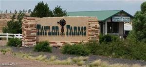 Photo of Lot 133 Taylor Farms, Taylor, AZ 85939 (MLS # 221556)