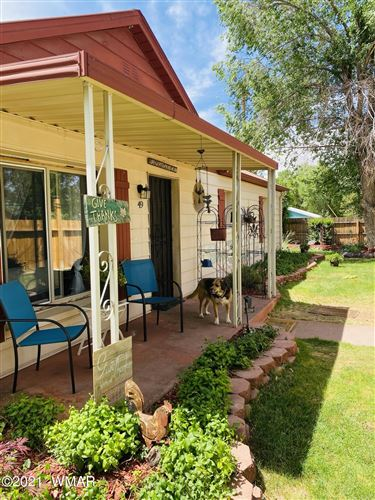 Photo of 49 N Zuni Street, Springerville, AZ 85938 (MLS # 236559)