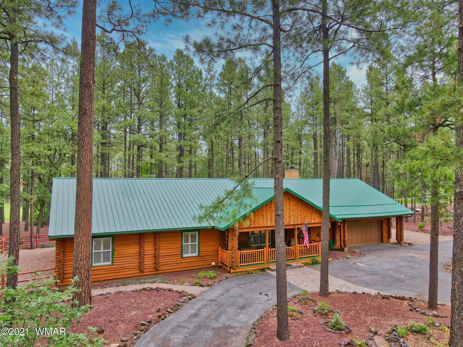 Photo for 7140 Indian Bend Road, Pinetop, AZ 85935 (MLS # 236590)