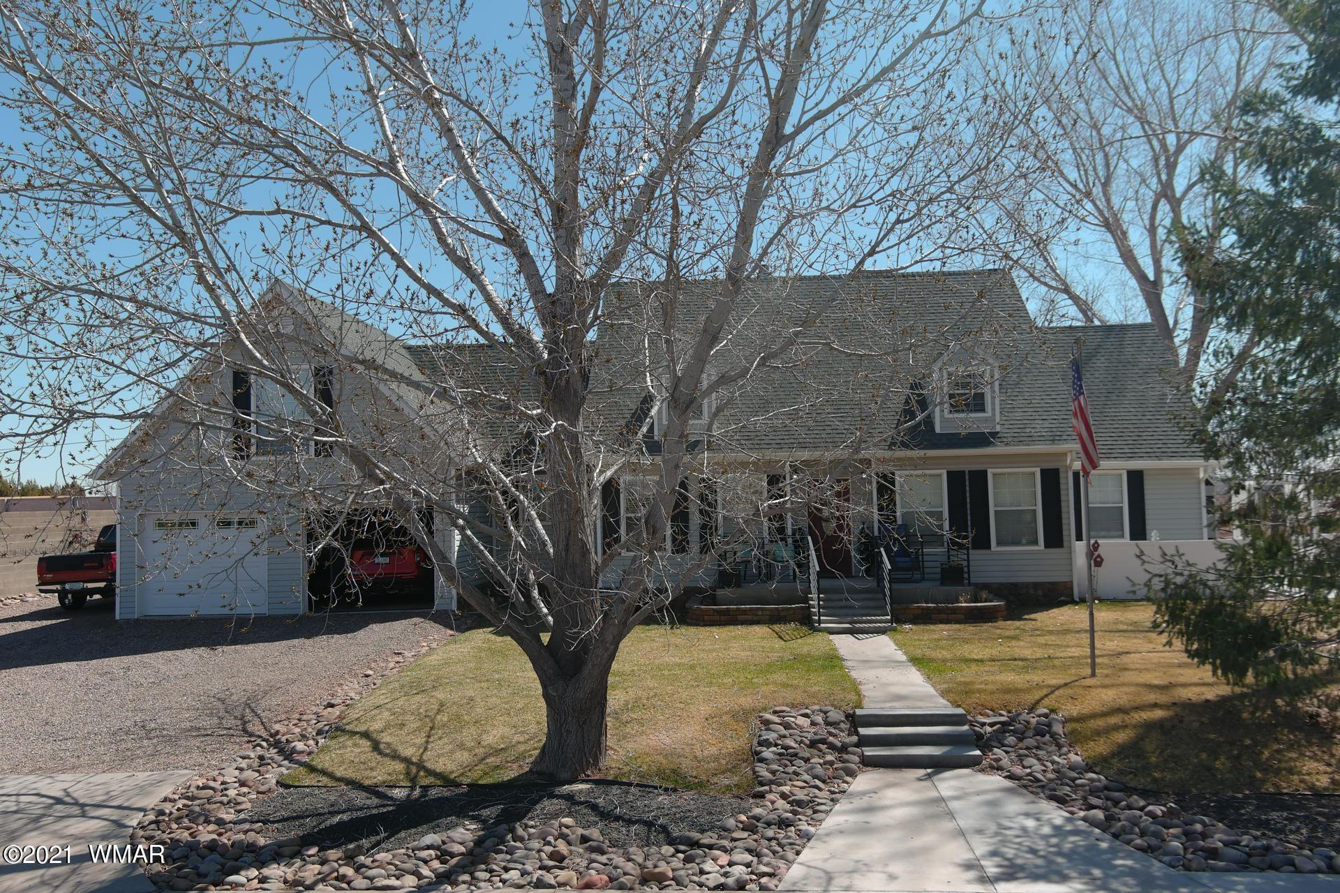 Photo for 259 Hillcrest Drive, Snowflake, AZ 85937 (MLS # 234618)