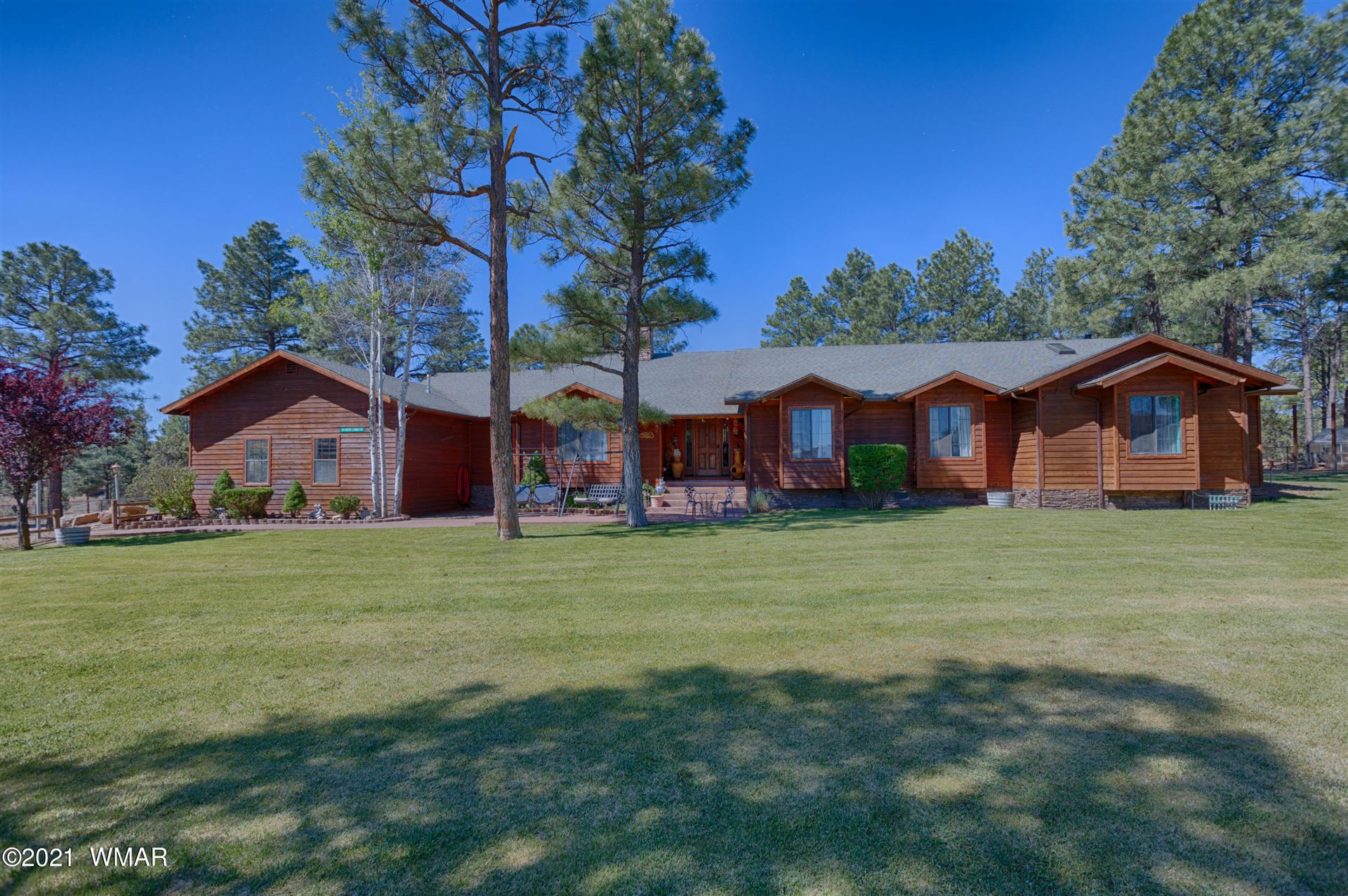 Photo for 921 Morins Ranch Road, Show Low, AZ 85901 (MLS # 235630)