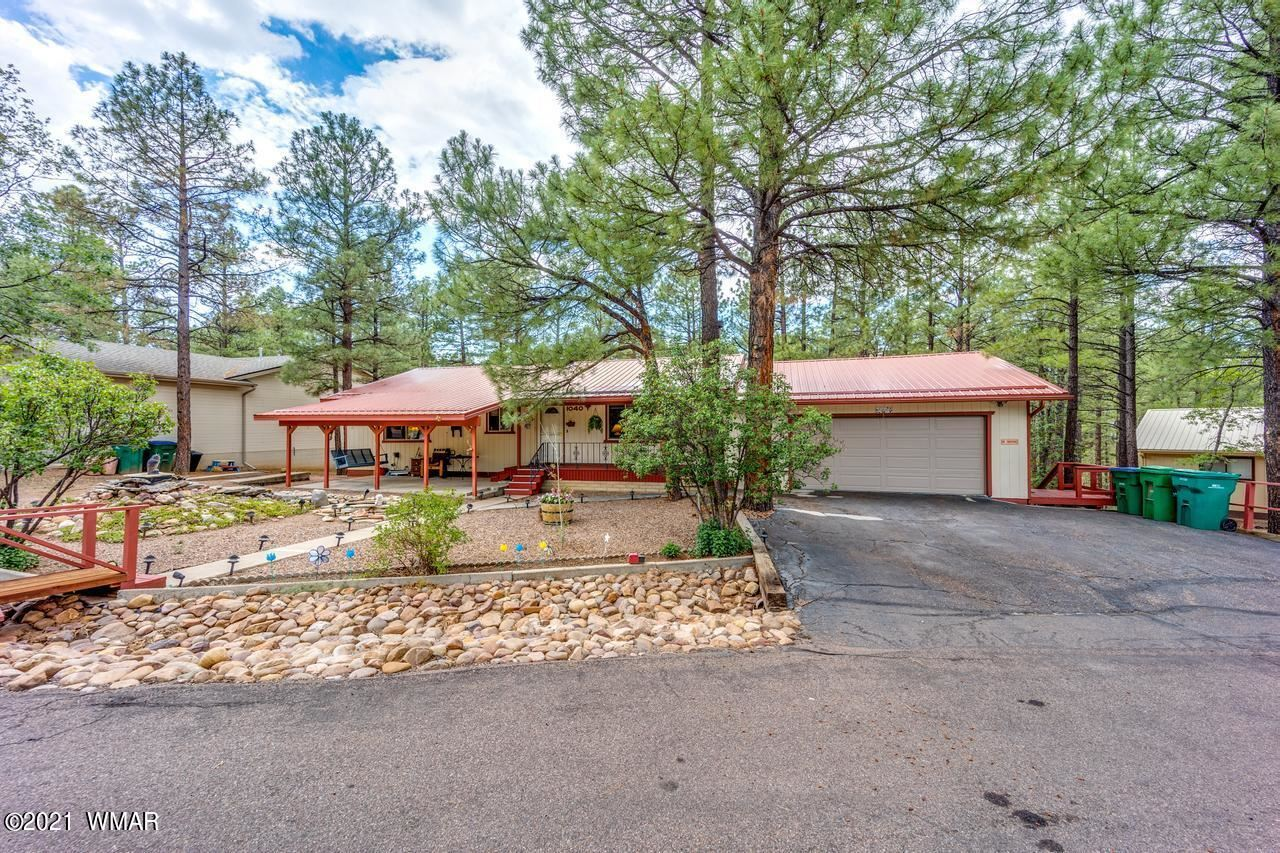 Photo for 1040 N 45Th Drive, Show Low, AZ 85901 (MLS # 236633)