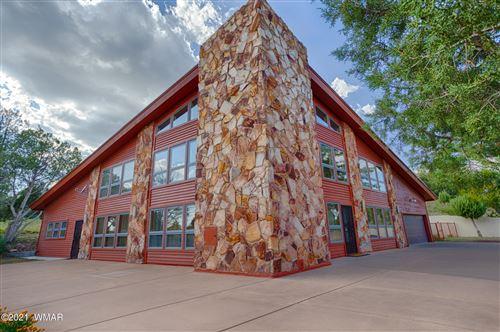 Tiny photo for 1142 School House Lane, Show Low, AZ 85901 (MLS # 237704)