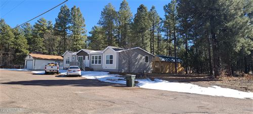 Photo of 5227 State Route 260, Show Low, AZ 85901 (MLS # 233726)