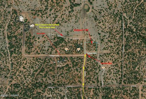 Photo of 50XX Twilight Ln, Clay Springs, AZ 85923 (MLS # 236773)