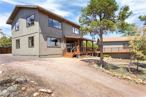 Photo of 3478 Highland Drive, Heber, AZ 85928 (MLS # 234814)