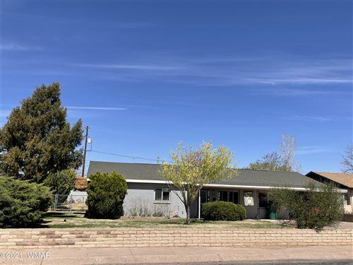 Photo of 2011 N 1St Avenue, Holbrook, AZ 86025 (MLS # 234839)