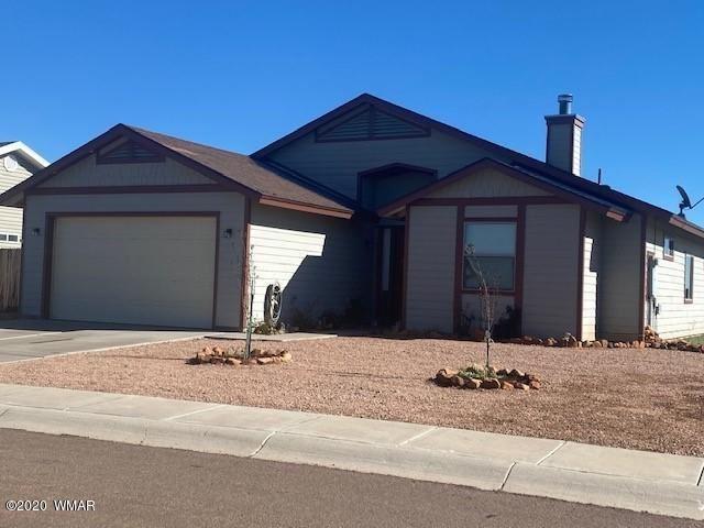 Photo for 1981 N Pebble Beach Drive, Show Low, AZ 85901 (MLS # 232864)