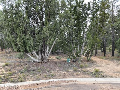 Photo of 2780 N Eagle View Circle, Show Low, AZ 85901 (MLS # 237868)