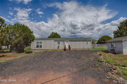 Photo of 4027 White Mountain Road, Lakeside, AZ 85929 (MLS # 236886)