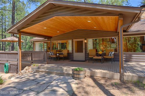Tiny photo for 3057 Red Robin Road, Pinetop, AZ 85935 (MLS # 235898)