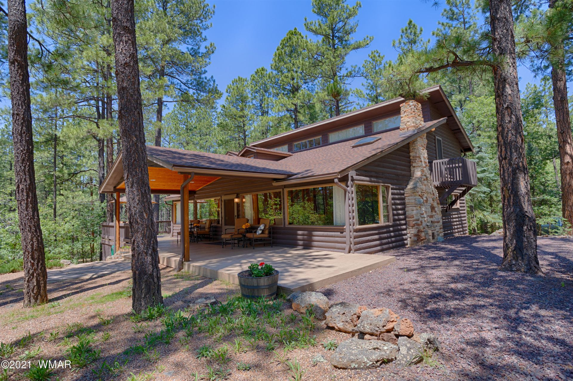 Photo for 3057 Red Robin Road, Pinetop, AZ 85935 (MLS # 235898)
