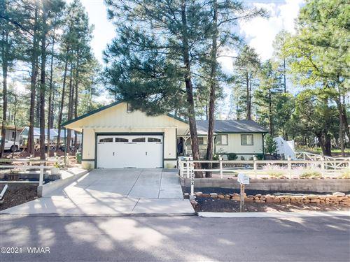 Photo of 4258 Antelope Lane, Show Low, AZ 85901 (MLS # 237904)