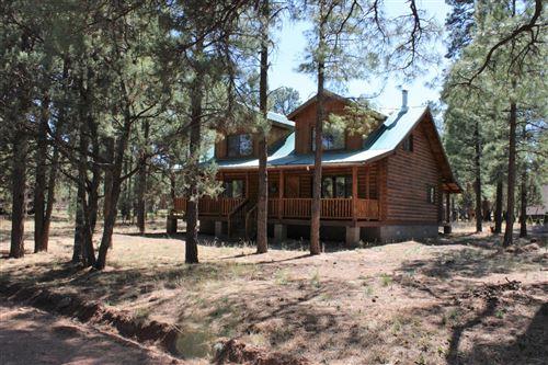Photo of 2836 Timber Trail Loop, Overgaard, AZ 85933 (MLS # 234965)