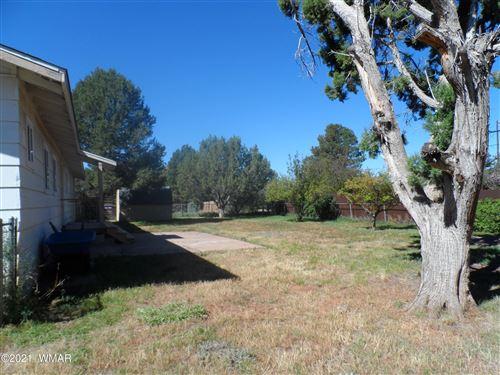 Tiny photo for 440 E Mills Road, Show Low, AZ 85901 (MLS # 237987)