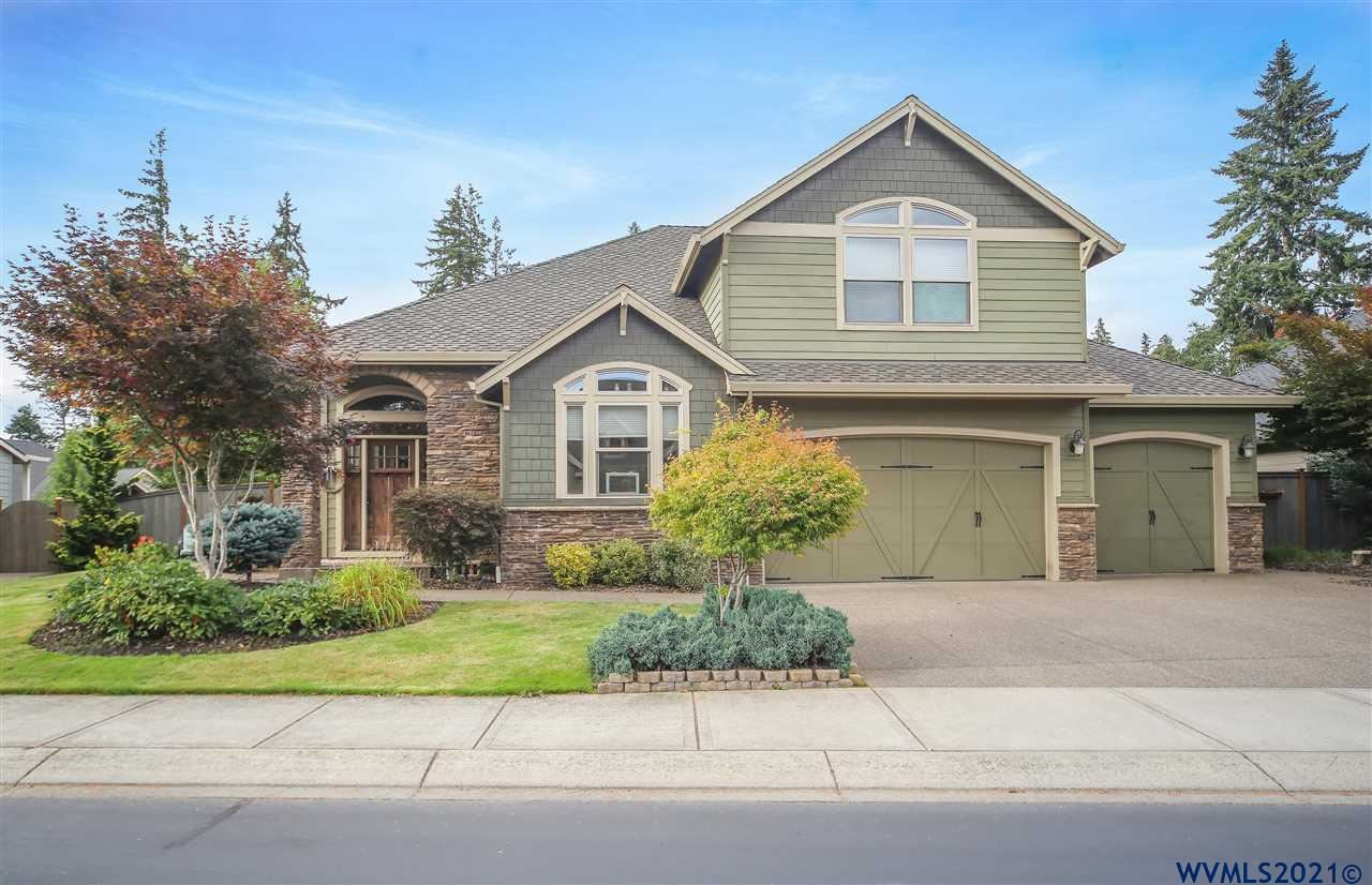 Photo of 1183 SW Courtney Laine Dr, McMinnville, OR 97128 (MLS # 782500)