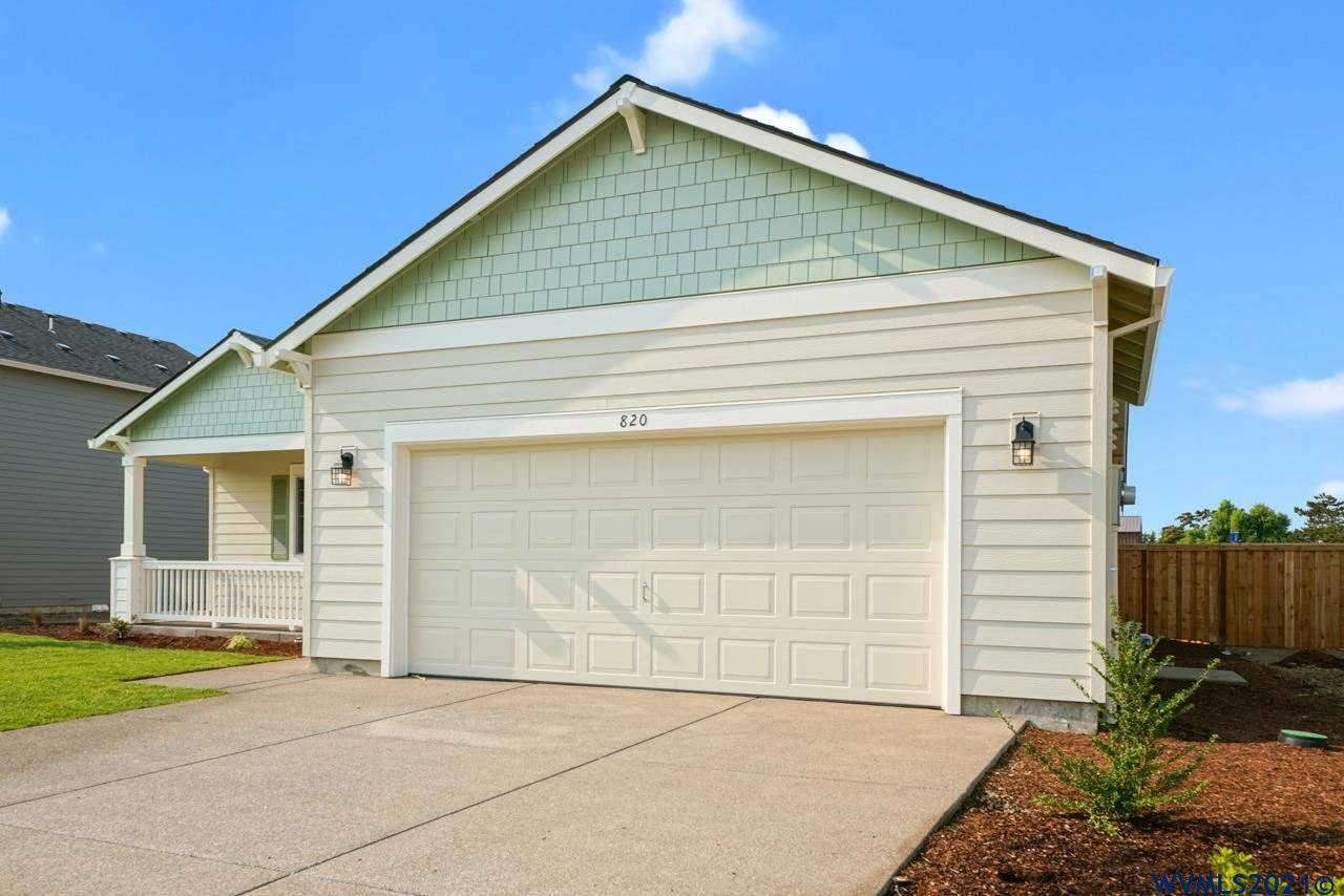 Photo of 1010 Winfield St, Gervais, OR 97026 (MLS # 784677)