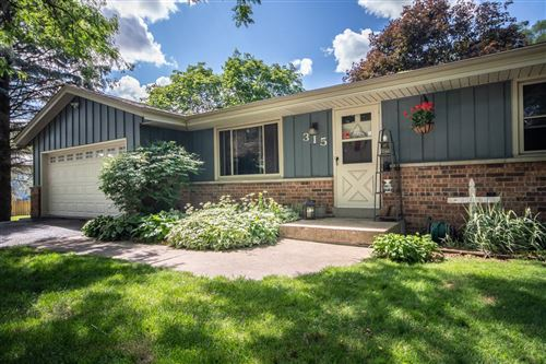 Photo of 315 Bron Derw Dr, Wales, WI 53183 (MLS # 1696013)