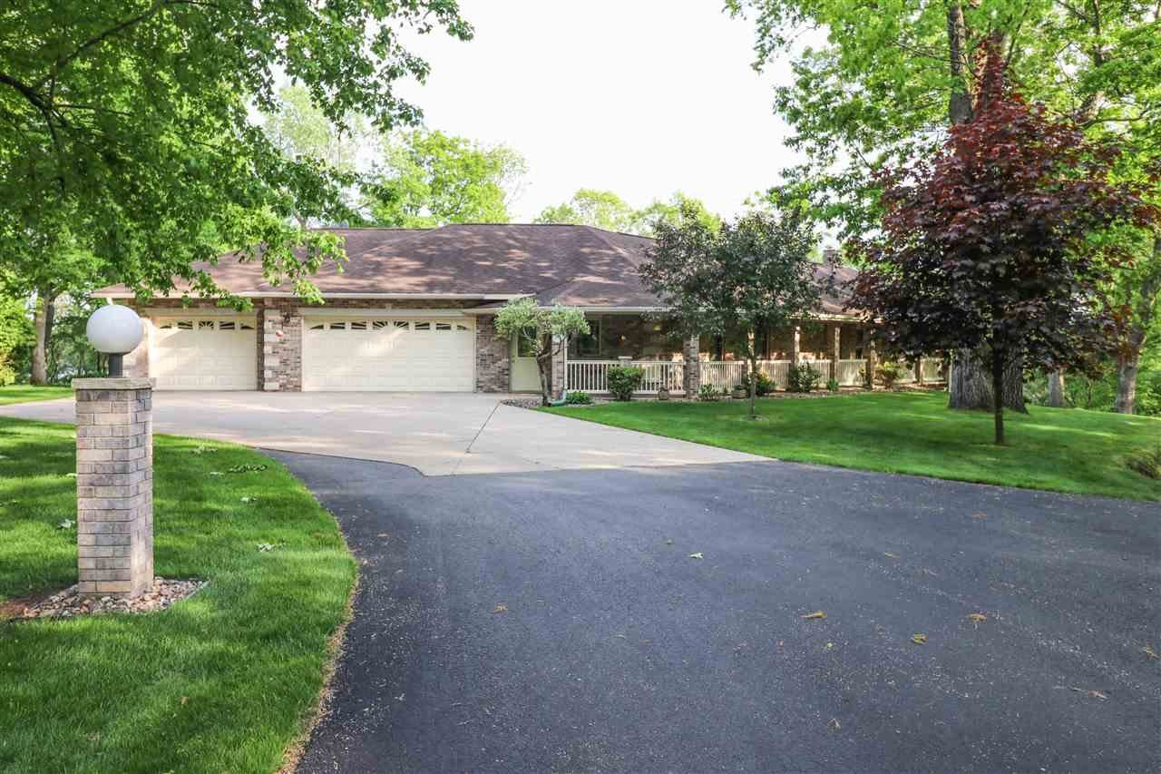 8939 NORTH SHORE DRIVE, Amherst, WI 54407 - MLS#: 50219030