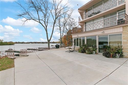 Photo of 3405 S Browns Lake Dr #42, Burlington, WI 53105 (MLS # 1717037)