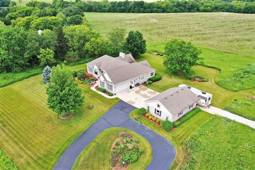 Photo of W3190 County Road J, East Troy, WI 53120 (MLS # 1750037)
