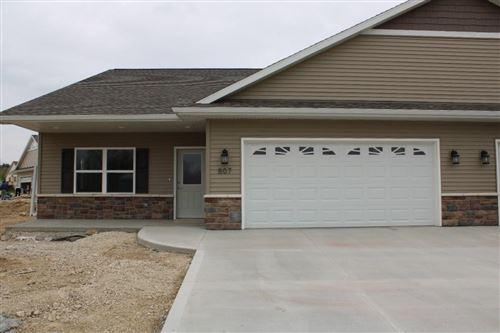 Photo of 807 Prairie Gdns #32, Kewaskum, WI 53040 (MLS # 1726038)