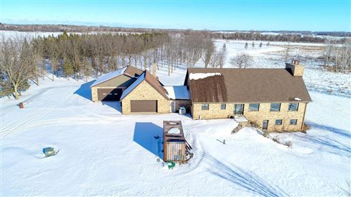 Photo of W4599 Leins Mill Rd, East Troy, WI 53120 (MLS # 1725048)