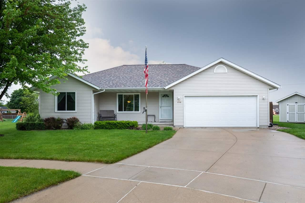 508 Larum Ln, Stoughton, WI 53589 - MLS#: 1884058