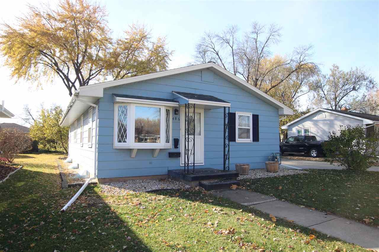 486 E MCWILLIAMS STREET, Fond du Lac, WI 53065 - MLS#: 50232066