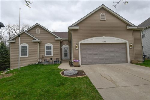 Photo of 405 Hunters Glen Ln, Johnson Creek, WI 53038 (MLS # 1735074)