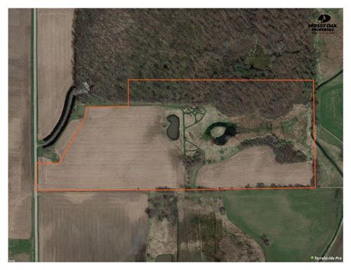 Photo of 30 ac Juniper Rd, Beaver Dam, WI 53916 (MLS # 1894074)