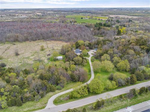 Photo of N7029 North Shore Rd, Lake Mills, WI 53551 (MLS # 1694080)