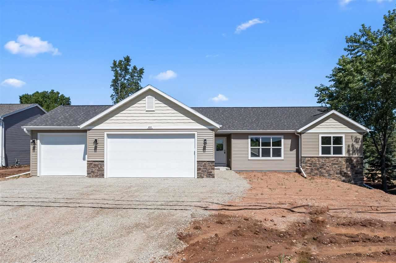 309 GREENBRIER DRIVE, Hortonville, WI 54944 - MLS#: 50218089