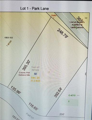 Photo of Lot 1 Park Lane, Wisconsin Dells, WI 53965 (MLS # 1884101)