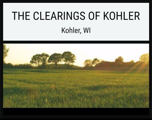 Photo of Lot 61 The Clearings, Kohler, WI 53044 (MLS # 1703118)