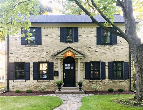Photo of 5247 N Hollywood Ave, Whitefish Bay, WI 53217 (MLS # 1704128)