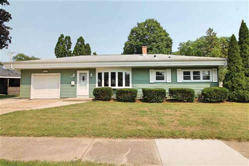 Photo of 1256 Badger St, Janesville, WI 53545 (MLS # 1915130)