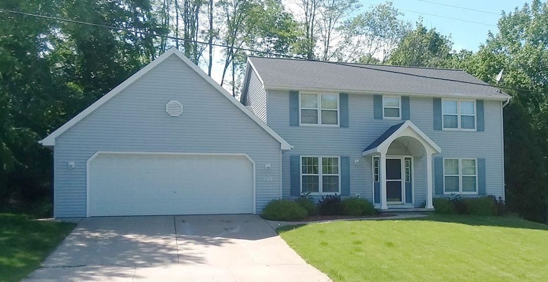 508 COUNTRY CLUB ROAD, Green Bay, WI 54313 - MLS#: 50223145
