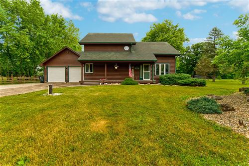 Photo of W3316 County Road J, East Troy, WI 53120 (MLS # 1696147)