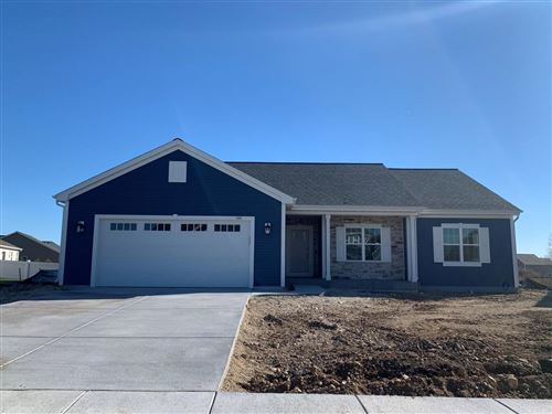 Photo of 528 Meadow View Dr, Slinger, WI 53086 (MLS # 1718154)