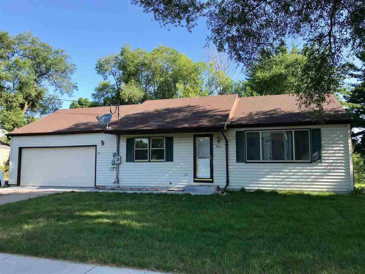 420 W DIVISION STREET, Wautoma, WI 54982 - MLS#: 50217167