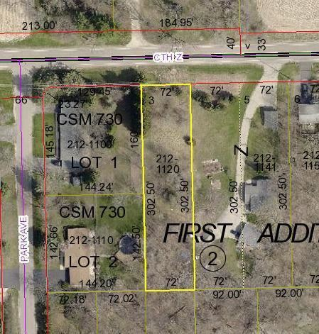 Photo of Lt3 93rd St, Twin Lakes, WI 53181 (MLS # 1750180)