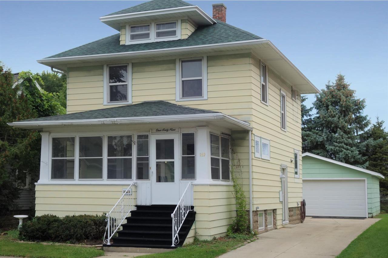 169 8TH STREET, Fond du Lac, WI 54935 - MLS#: 50248183