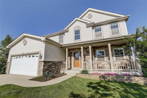 Photo of 445 Crestwood Dr, Johnson Creek, WI 53038 (MLS # 1692186)