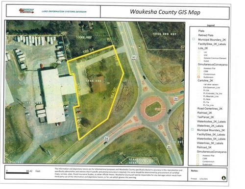 Photo of W307S4759 Highway 83, North Prairie, WI 53153 (MLS # 1680192)