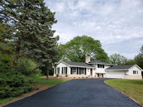 Photo of 8630 N Spruce Rd, River Hills, WI 53217 (MLS # 1744207)
