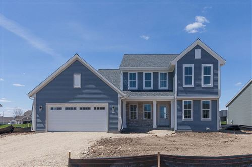 Photo of 525 Meadow View Dr, Slinger, WI 53086 (MLS # 1688216)