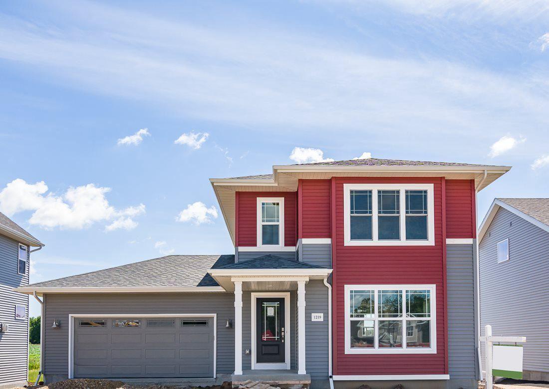 1219 Crane Meadow Way, Sun Prairie, WI 53590 - MLS#: 1877220
